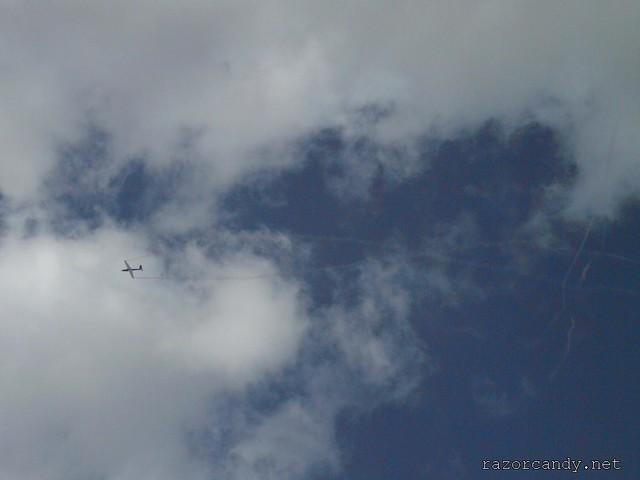 3 P1080843 MORGAN SWIFT S-1 {G-IZII} _ City Airport - 2008 (5th July)