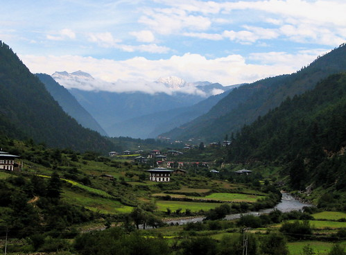 Bhutan - where Gross National Happiness is most Important