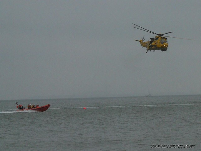10 P1070648 RAF sea king SAR role demo _  Southend - 2008 (25th May)