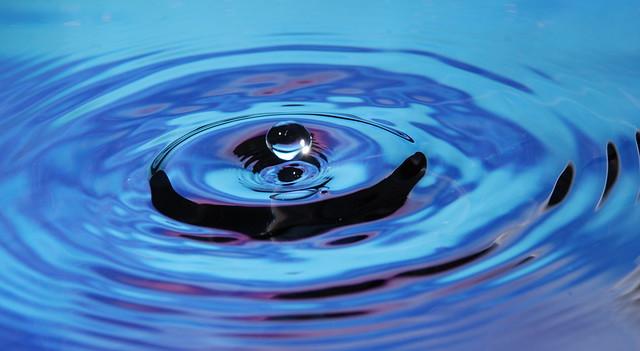 drof of water