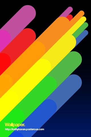 iPhone Spectrum Wallpaper   4