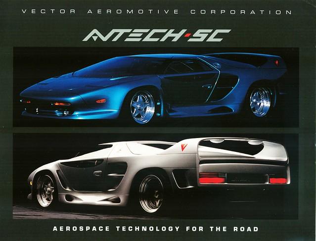 Vector Avtech-SC