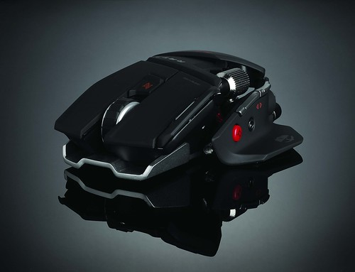 Cyborg R.A.T. Gaming Mice from Mad Catz