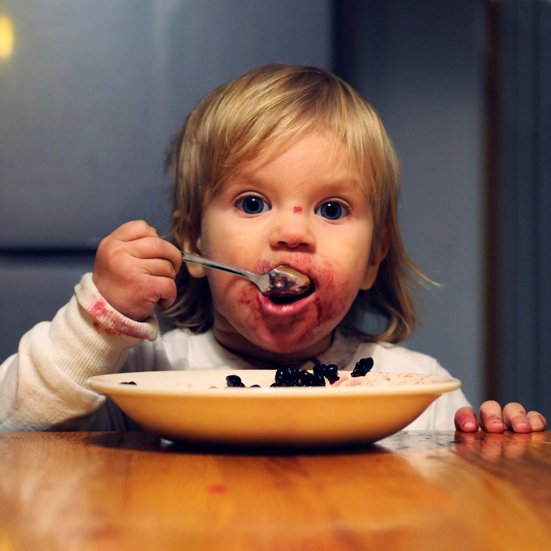 introdução alimentar papinha