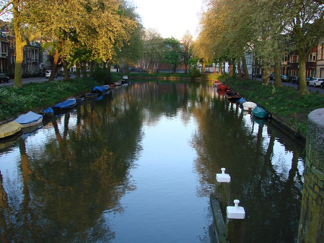 Europe's Most Beautiful Canals Are in Utrecht (4/6)