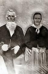 John Bright and Mary Jane Browder Bright my 2nd great grandparents