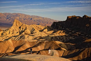 Zapriski Point - Death Valley