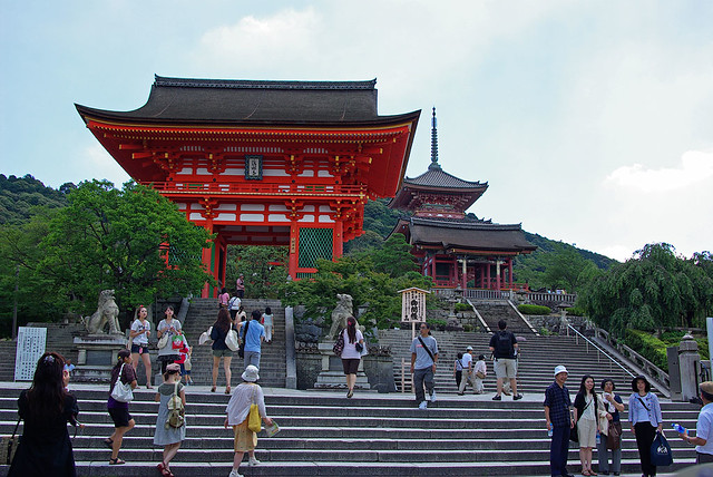 Temple Kyomizu Dera