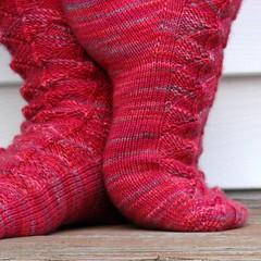 9655 Cascadia socks