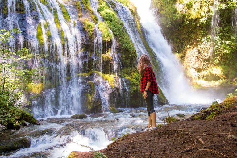 07.02. Panther Creek Falls