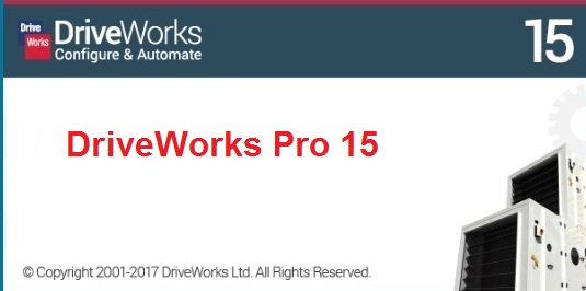 DriveWorks Pro v15 SP0 for SW2010-2017 x86 x64