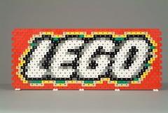 Lego Logo by torgugick