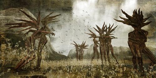 Delicatessen Forest by Meilo Minotaur