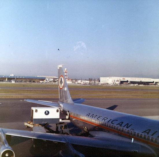 Boeing : 707