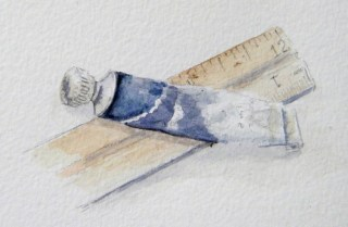 Art Media series #2 ACEO- Heather Young 2012