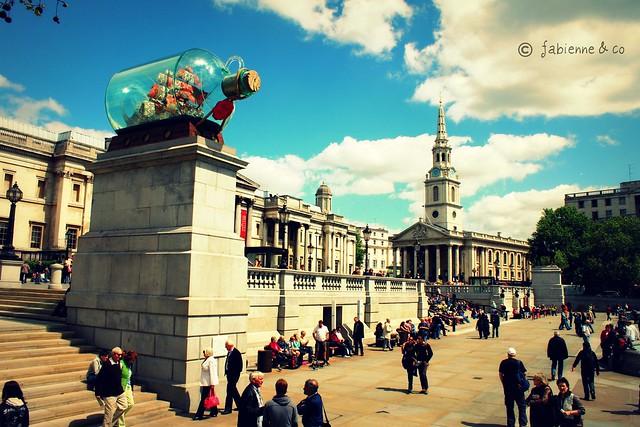 4th plinth Trafalgar square