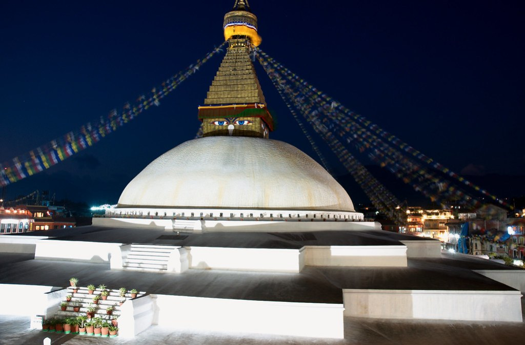 Boudhanath, best places to visit in kathmandu