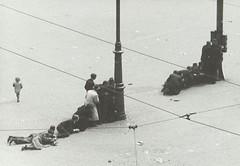 Schietpartij op de Dam / Shooting at Dam square Amsterdam
