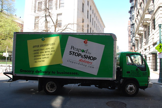 Stop And Shop Peapod