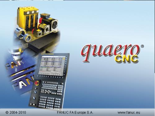 GE Fanuc Automation CNC - quaero CNC 2010