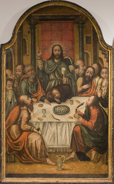 Institution Of The Holy Eucharist Flickr Photo Sharing