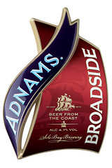 Adnams Broadside pump clip