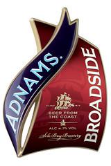 Adnams Broadside pump clip