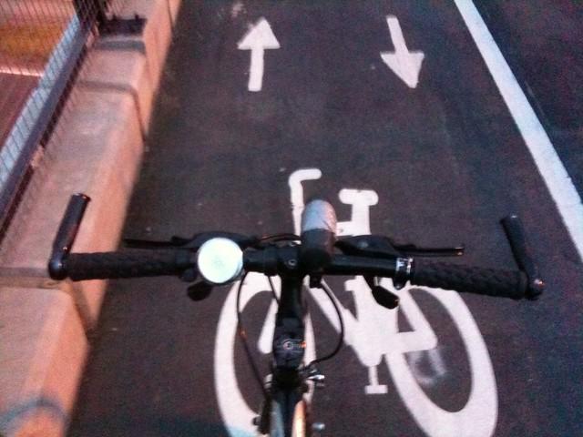 N4 cycle lanes (28-05-2010)