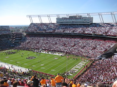 south carolina football stadium photo