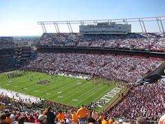 south carolina football stadium photo