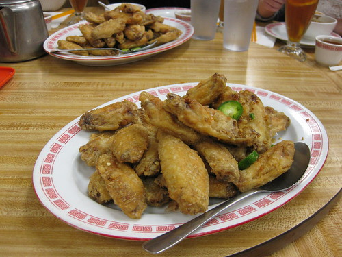 Capital Fried Chicken Wings