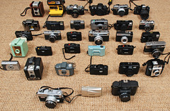 my film cameras: portrait time by ho_hokus