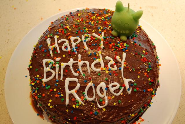 Happy Birthday Roger