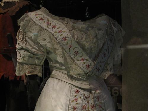 Museum of London: 1911 Dress