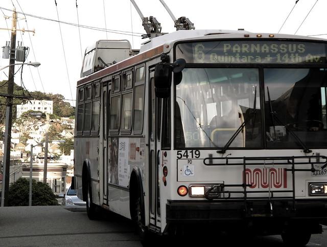 Six Ideas for Saving Bay Area Transit – Streetsblog San