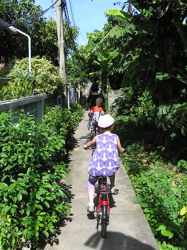 Bangkok Cycling Tours Dutch