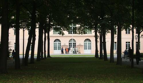 Schloss Schönhausen (Baufertigstellung)