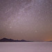 Meteor Over the Salt Flats
