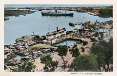 Saigon - Vue générale du Port