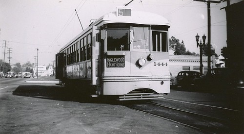 002 - L.A.T.L. 5 Line Car 1444 Colorado & Townsend Ave. 19471021