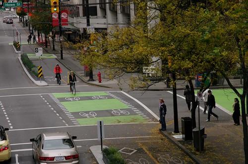Dunsmuir Separated Bike Lanes 397