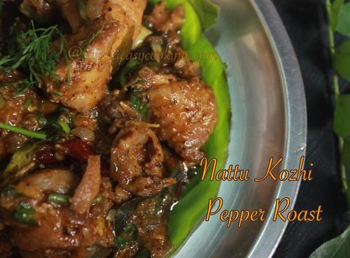 Nattu Kozhi Pepper Roast1