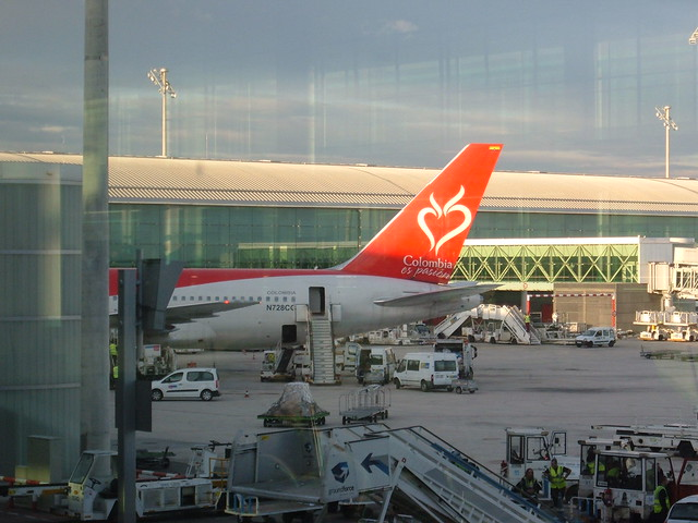Terminal 1 Aeropuerto de BCN  2