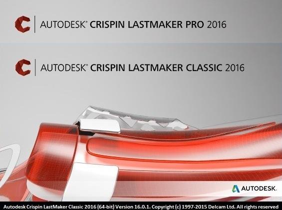 Delcam Crispin LastMaker 2016 R1