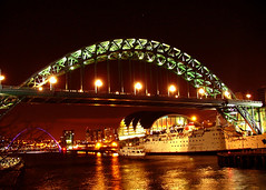 A Night on the Tyne