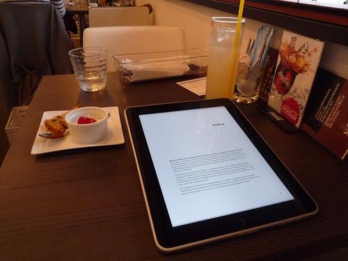 iPad accessory