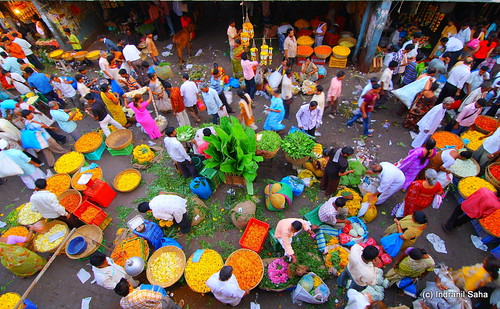 India in Technicolour by Indro Images