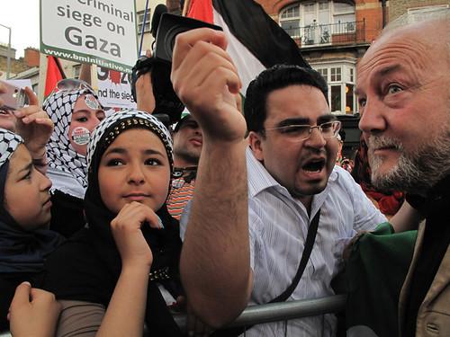 Gaza Flotilla Protest