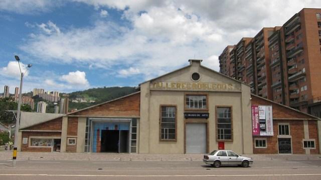 Museo del Arte Moderno, Medellin