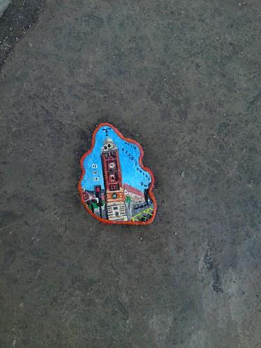 Ben Wilson Chewing Gum Art